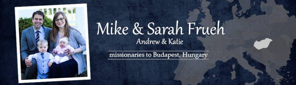 Mike and Sarah Frueh